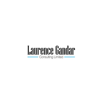Design logo firma Laurence Gandar Consulting Limited