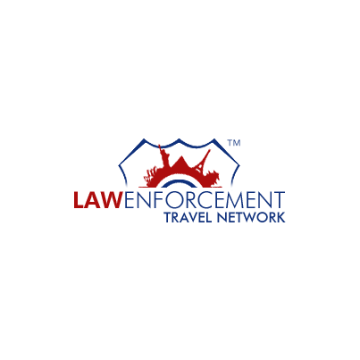 Design logo firma Law Enforcement Travel Network