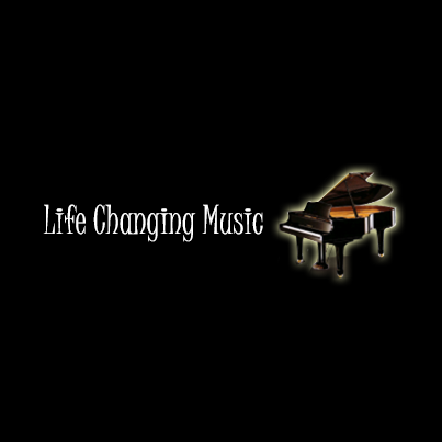 Design logo firma Life Changing Music