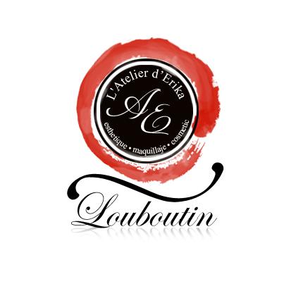 Design logo salon infrumusetare - Louboutin