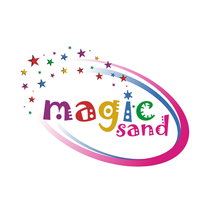 Design logo firma Magic Sand