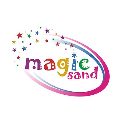 Design logo firma Magic Sand