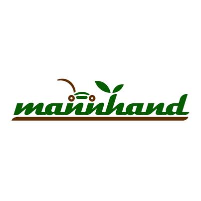Design logo firma Mannhand
