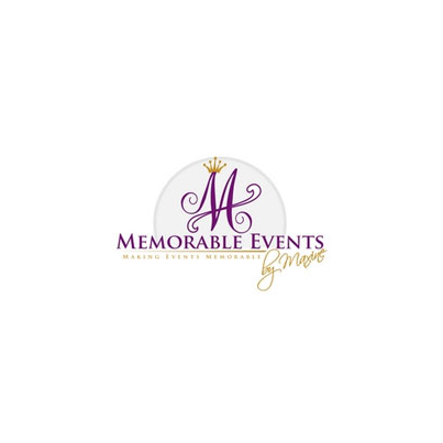 Design logo firma Memorable Events