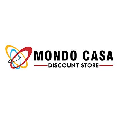 Design logo firma Mondo Casa Discount Store