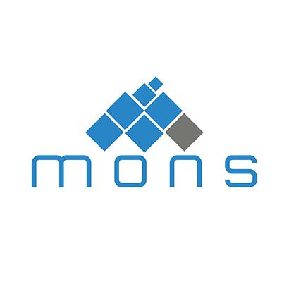 Design logo firma Mons