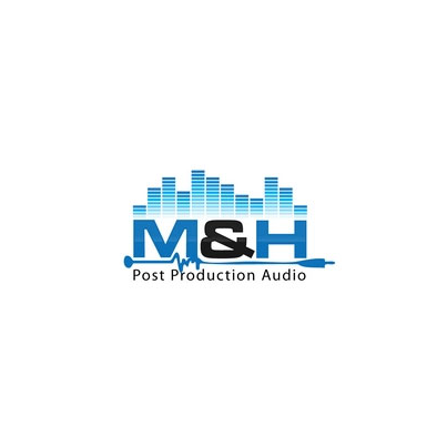 Design logo firma M&S Post Production Audio