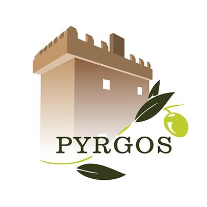 Design logo firma Pyrgos