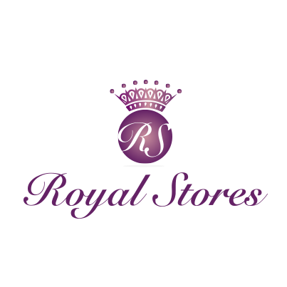 Design logo firma Royal Stores