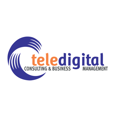 Design logo firma Tele Digital