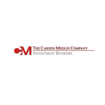Design logo firma The Carson Medlin Company