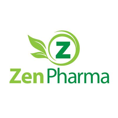 Design logo firma Zen Pharma