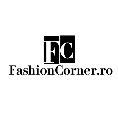 Design logo magazin online fashion-corner.ro