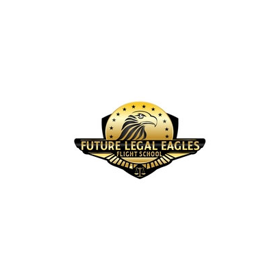 Design logo scoala pilotaj Future Legal Eagles Flight School