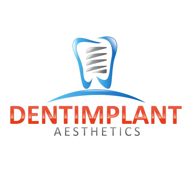 Design sigla stomatologie Dentimplant