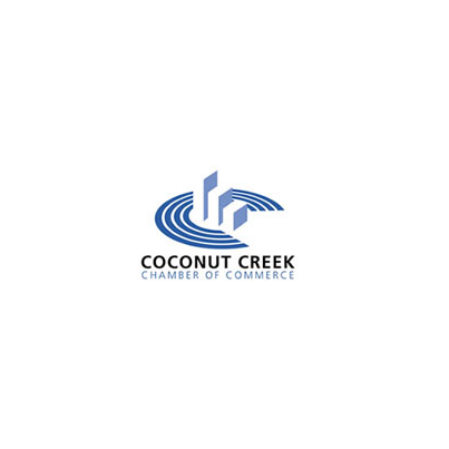 Emblema camera de comert Coconut Creek