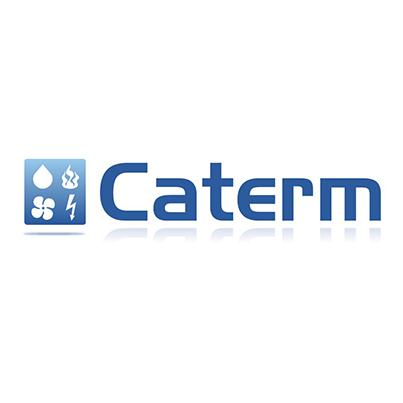 Emblema firma servicii instalatii termice Caterm
