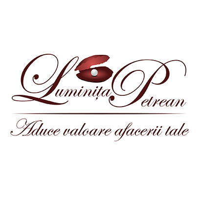 Design logo firma consultanta certificari ISO si orientare profesionala - Luminita Petrean