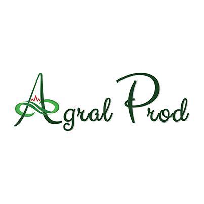 Design logo comerciant fructe de padure - Agral Prod