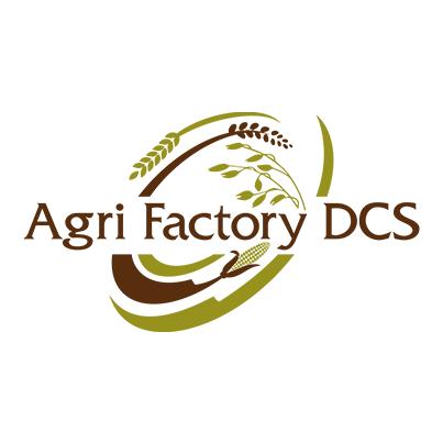 Design logo companie specializata in cultivarea si depozitarea cerealelor - Agri Factory DCS