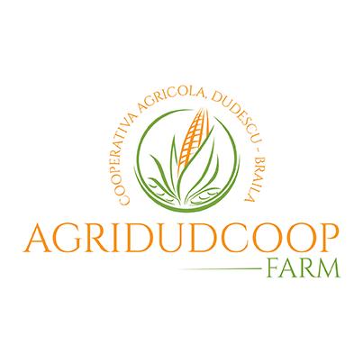 Design logo cooperativa agricola - Agridudcoop
