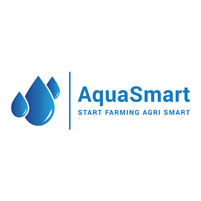 Design logo solutii irigatii - AquaSmart