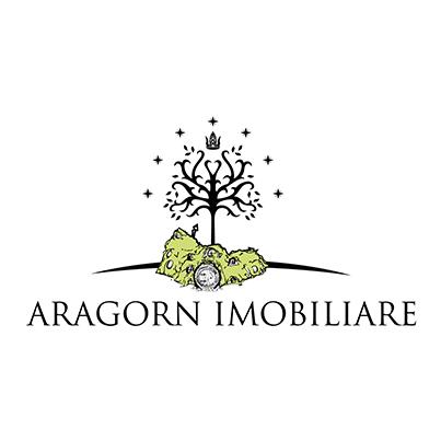 Design logo agentie imobiliara - Aragorn Imobiliare