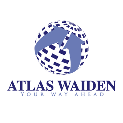 Design logo Atlas Waiden