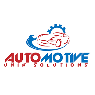 Design logo service auto - Automotive Unik Solutions