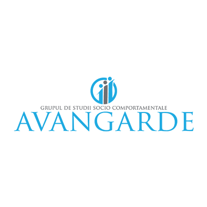 Design logo institut de studii socio-comportamentale - Avangarde
