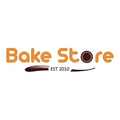 Design logo brutarie - Bake Store