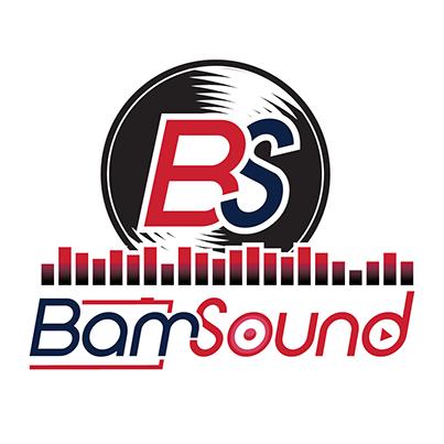 Design logo studio inregistrari si casa de productie - Bam Sound