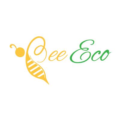 Design logo apicultor - Bee Eco