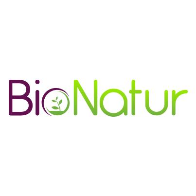 Realizare design logo firma Bionatur