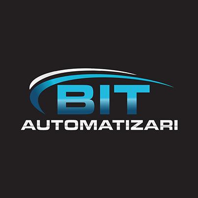 Design logo furnizor automatizari industriale - Bit Automatizari
