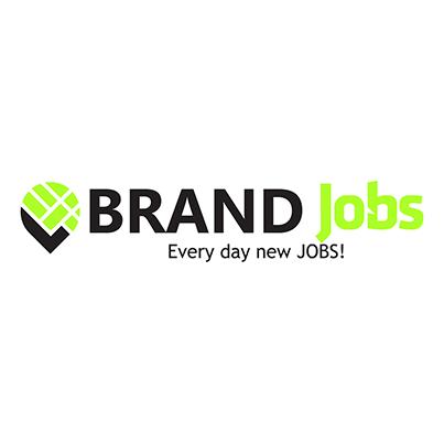 Design logo portal oferte locuri de munca - Brand Jobs