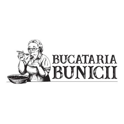 Design logo restaurant - Bucataria Bunicii
