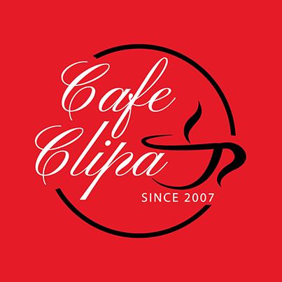 Design logo cafenea - Cafe Clipa