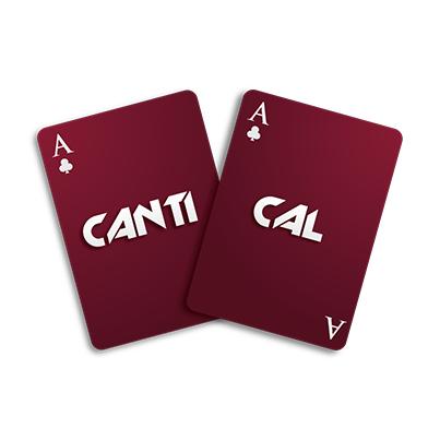 Design logo portal anunturi - CantiCal