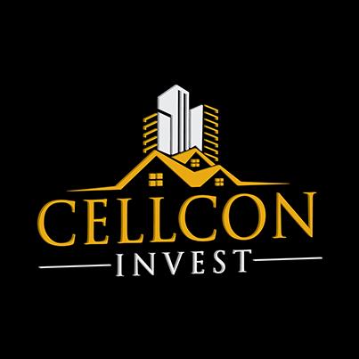 Design logo firma constructii - Cellcon Invest
