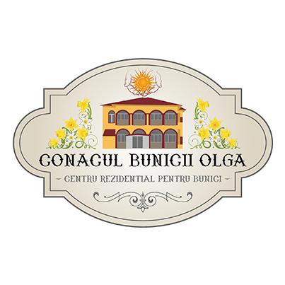 Design logo centru rezidential varstnici - Conacul Bunicii Olga