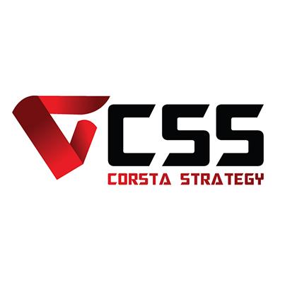 Design logo furnizor echipamente de securitate pentru armata si aeroporturi - Corsta Security