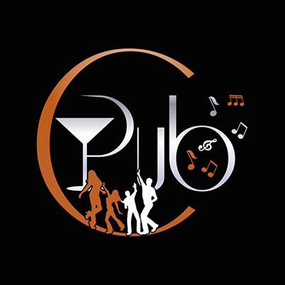 Design logo pub - C Pub
