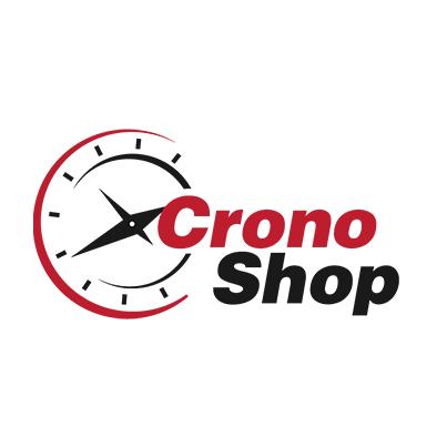 Design logo magazin online ceasuri - Crono Shop