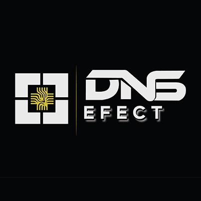 Design logo - DNS Efect