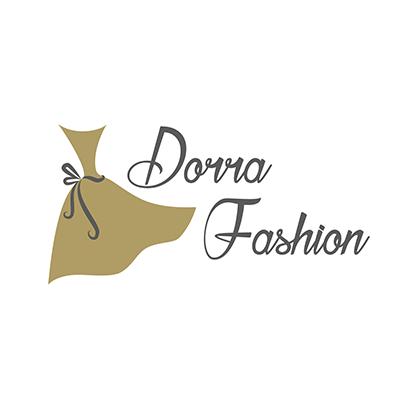 Design logo atelier creatie vestimentara - Dora Fashion