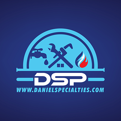 Design logo firma instalatii - DanielSpecialities