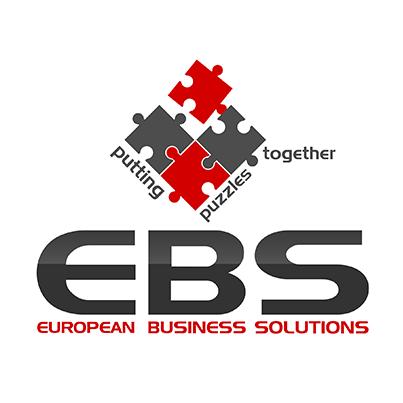 Design logo grup european de servicii financiar-bancare - Societe Generale European Business Services