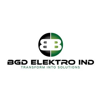 Design logo proiectare executie transformatoare electrice - BGD Electro Ind