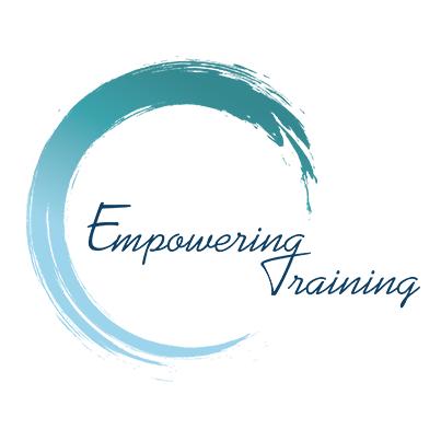 Design logo firma realizare programe de training, consultanta si team buildinguri - Empowering Training